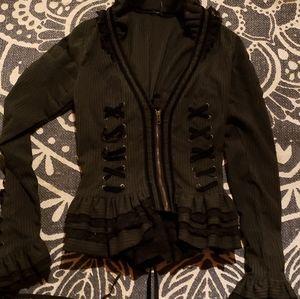 Gothic shirt/jacket